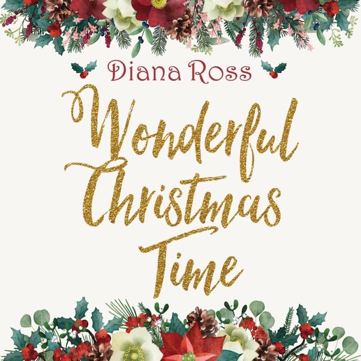 DianaRoss-WonderfulXmasTime-Cvr